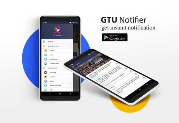 GTU Notifier